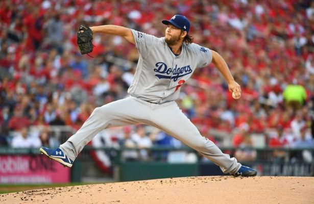 Clayton Kershaw got the nod in Game 4 on short rest for the Dodgers. Photo credit to cdn.fansided.com