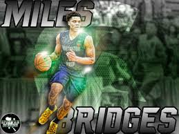 Michigan State star freshmen Miles Bridges out several weeks with an ankle injury. Photo credit to isportsweb.com